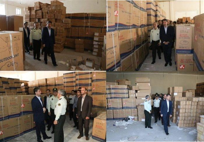 شرکت قاچاق کولر به بیش از ۱۴۰ میلیارد تومان محکوم شد