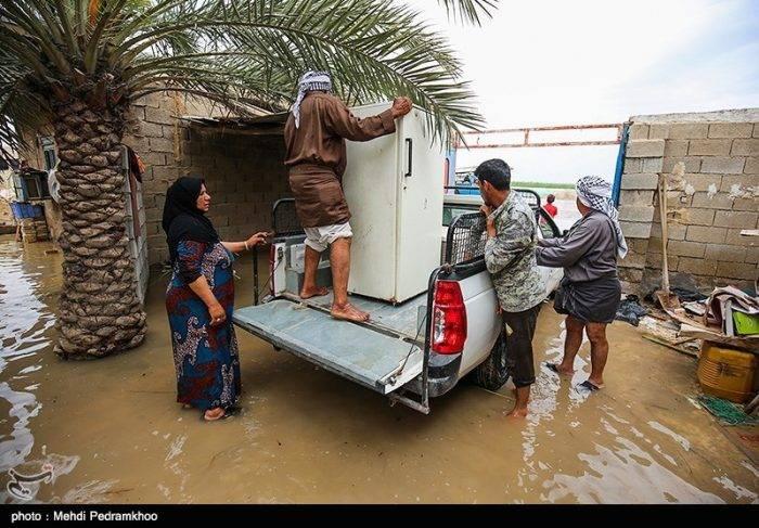 احداث منازل سیلزدگان خوزستان در میان استانهای کشور تقسیمبندی شود