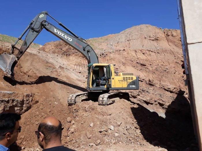 سوژه های خوزستان | کوه خواری در مسجدسلیمان قابل توجه منابع طبیعی ، محیط زیست و اجراییات شهرداری