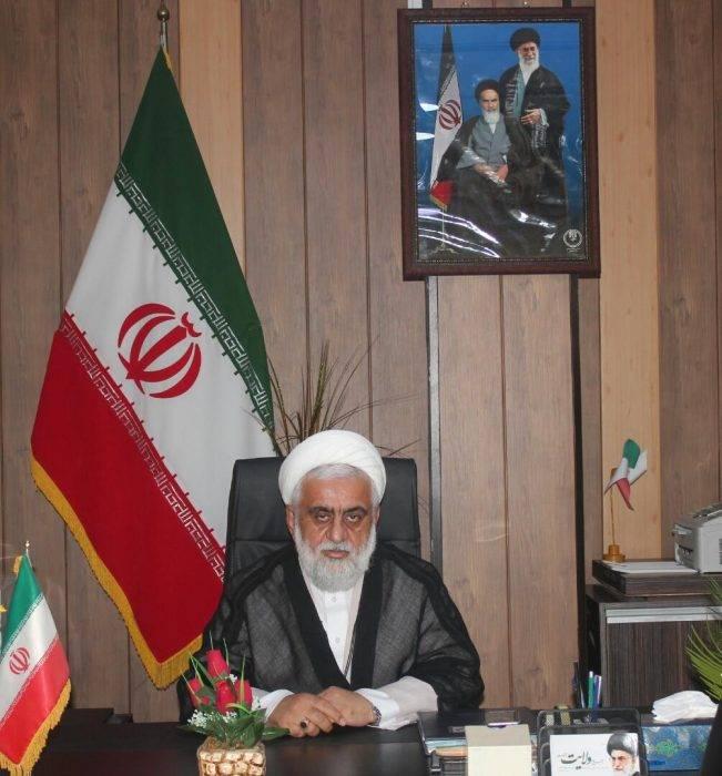 پیام تبریک سرپرست فرمانداری مسجدسلیمان به قهرمان مسجدسلیمانی کشتی فرنگی مسابقات آسیایی