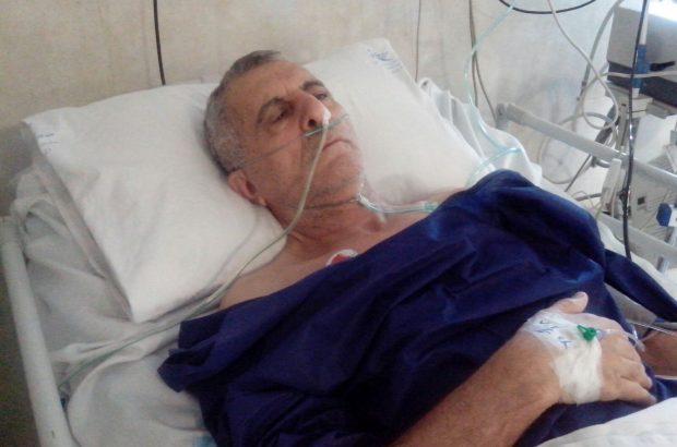 فریاد خاموش بهروز صالحی پیشکسوت مطبوعات خوزستان در بستر بیماری / مسئولین اهمیتی به مشکلات اصحاب رسانه نمی دهند