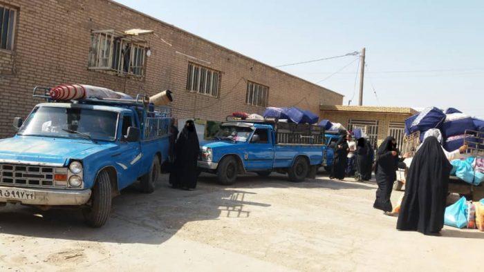 کمیته امداد شهرستان دشت آزادگان