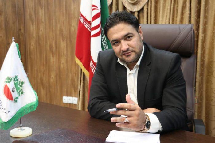 پیام تبریک وحید زمانی حموله نایب رئیس  شورای اسلامی   شهرستان مسجدسلیمان به مناسبت هفته قوه قضائیه
