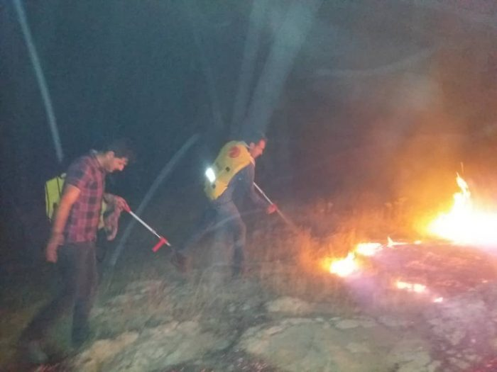 از اردیبهشت ماه امسال تا کنون ۷۴ فقره آتش سوزی با سطوح مختلف درشهرستان داشتیم
