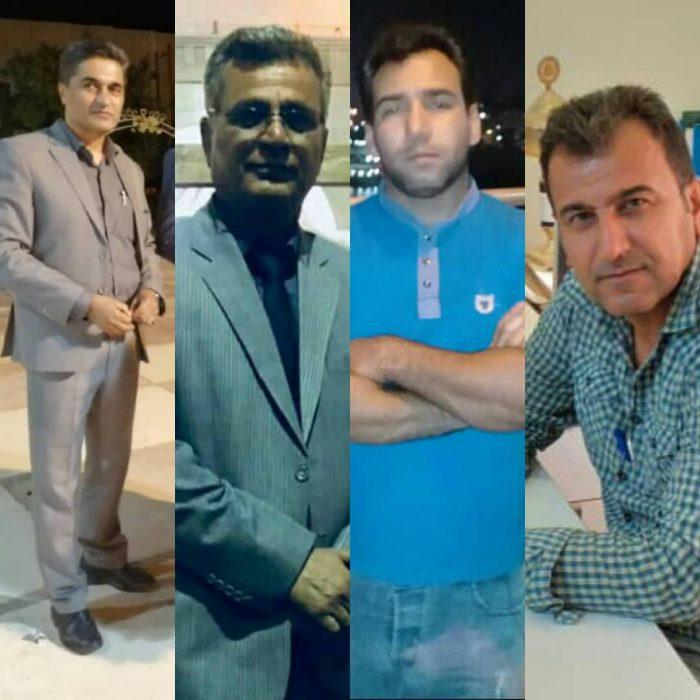 فعالین کارگری مطالبه گر و حق طلب مسجدسلیمانی در راهروهای دستگاه قضایی / احضار مجدد ۴ فعال کارگری به دادگاه شهرستان