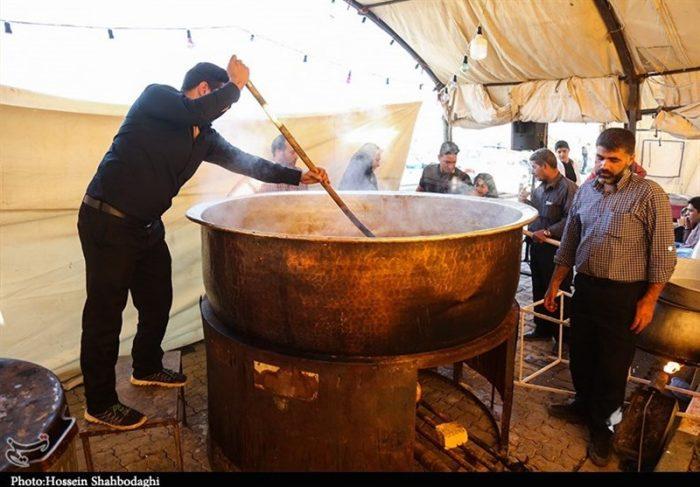 ۷۰ موکب خوزستانی در مسیرهای عراق مستقر میشوند