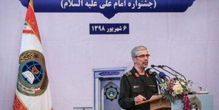 سپاه خوزستان رده برتر پژوهشی نیروهای مسلح شد
