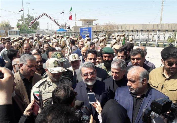 وزیر کشور: حضور ۳میلیون زائر از ایران در اربعین پیشبینی میشود / آمادگی مرز مهران در خدمترسانی به زائران