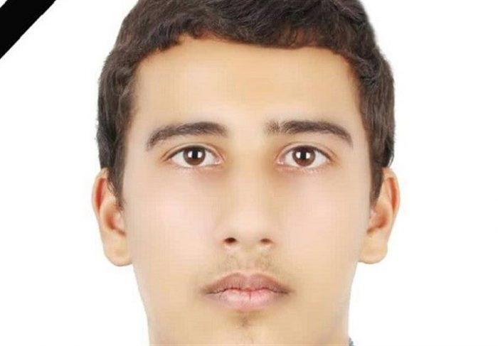 نخستین سالگرد شهید سید حسن سواری در اهواز برگزار شد