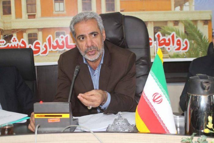 حمید سیلاوی  فرماندار دشت آزادگان:  تمام تلاش خود را برای رفع مشکل  تردد زوار  در کشور عراق به کار گرفتهایم