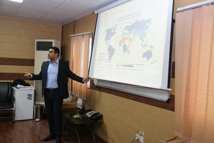 برگزاری کارگاه آموزشی پساب های صنعتی در مسجدسلیمان + تصاویر