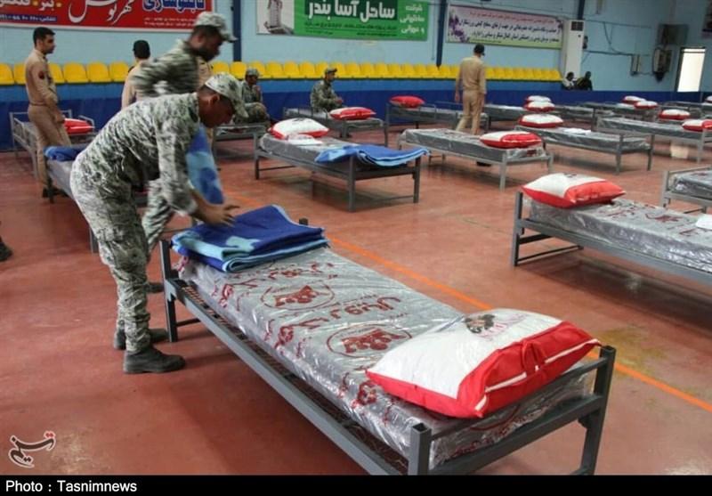 نقاهتگاه ۱۰۰ تختخوابی قرارگاه جهادی شفا در اهواز راهاندازی شد