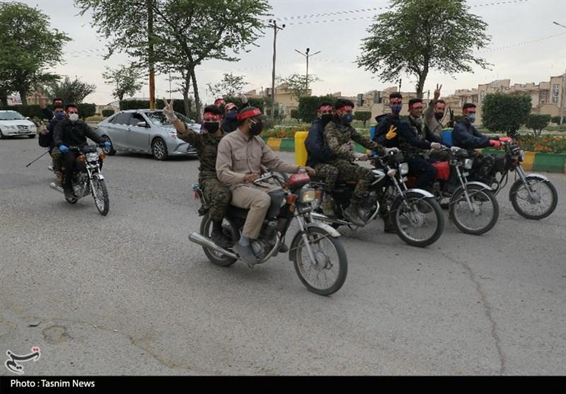 عملیات بزرگ قرارگاه جهادی مردمی در بندرماهشهر به روایت تصویر