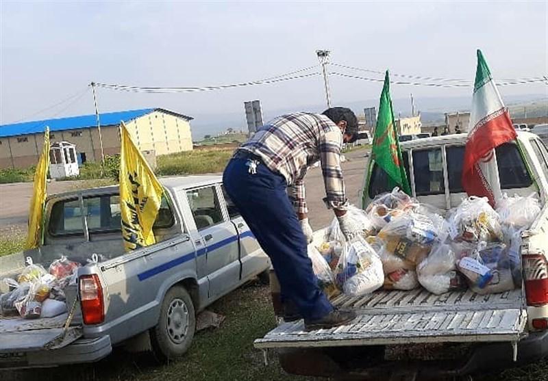 ادامه فعالیت قرارگاه مواسات در خوزستان؛ ۳۱ هزار بسته غذایی بین نیازمندان توزیع شد
