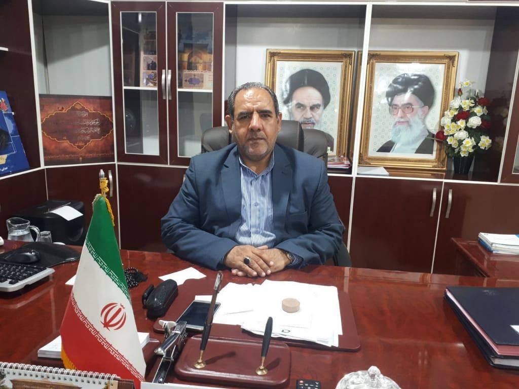 پیام تبریک فرماندار شهرستان شادگان به مناسبت هفته سربازان گمنام امام زمان(ع)