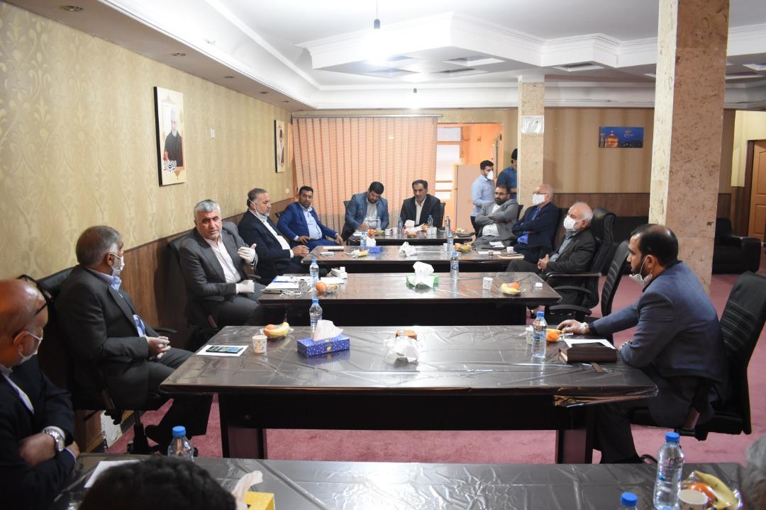دومین نشست مجمع نمایندگان استان خوزستان برگزار شد