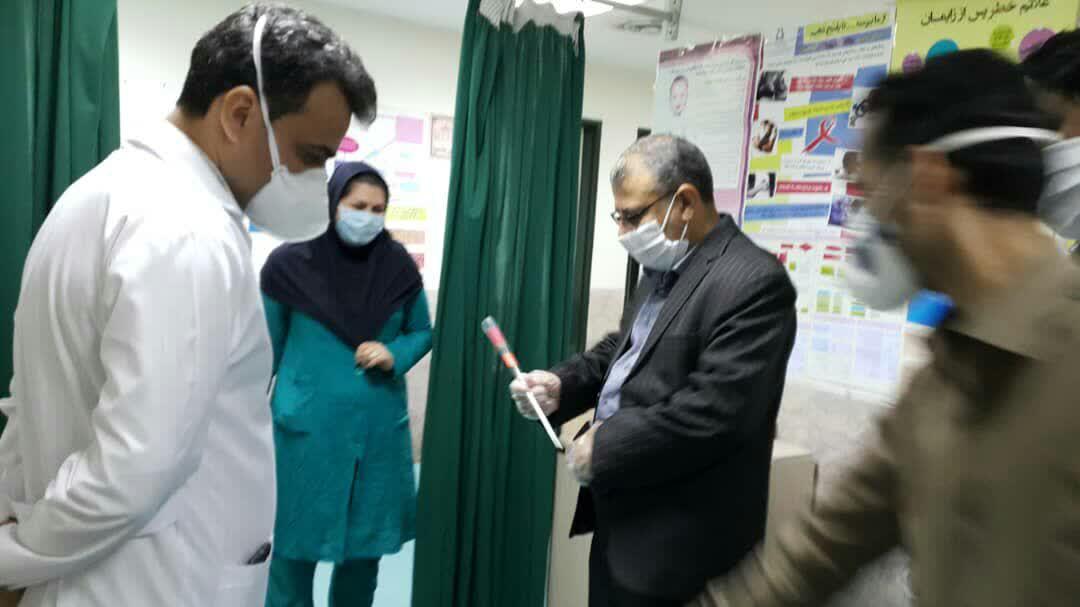 تجلیل از کادر درمان؛ مدافعان سلامت ؛ پرسنل خدوم شبکه بهداشت و درمان شهرستان هندیجان در راستای هفته بهداشت و سلامت