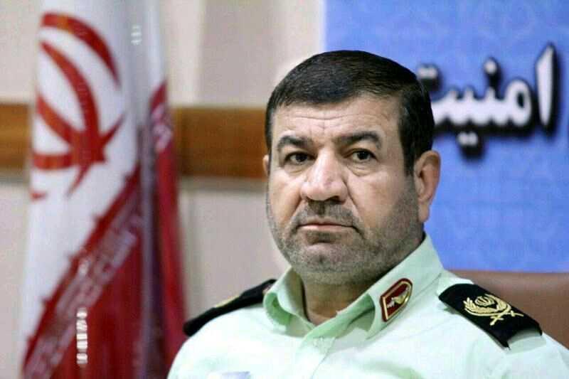 کشف ۲۱۸ کیلوگرم مواد مخدر در خوزستان