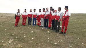 نجات فرد گمشده در منطقه کوهستانی شیخ سلیمان گتوند