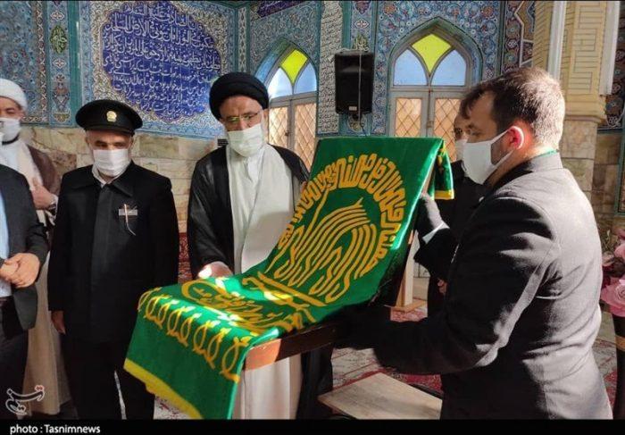 خادمان آستان قدس رضوی با نماینده ولی فقیه در خوزستان دیدار کردند+تصاویر