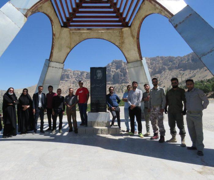 اجرای برنامه پاکسازی منطقه گردشگری تاراز با مشارکت سازمان های مردم نهاد اندیکا