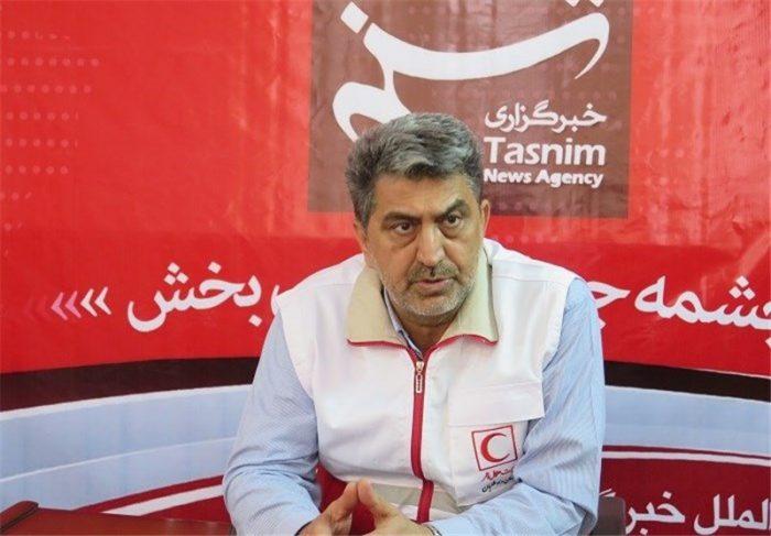 هلال احمر استان خوزستان ۲۰ هزار بسته غذایی بین آسیبدیدگان از کرونا توزیع کرد