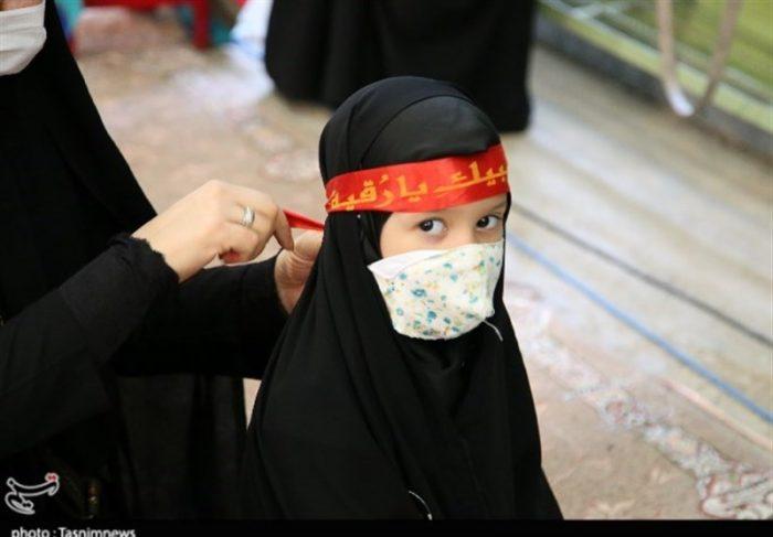 خوزستان| اجتماع زنان عاشورایی در دزفول به روایت تصاویر