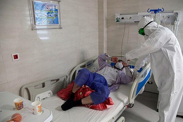 روند افزایشی آمار بیماران بستری کرونا در خوزستان