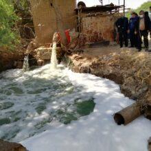 بررسی آخرین اقدامات پیشگیرانه در مواجهه با سیلاب شهرستان آبادان