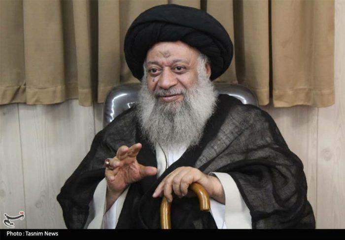 زعیم حوزه علیمه خوزستان: راه حل مشکلات اقتصادی کشور در داخل است