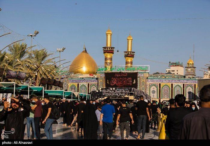 تقدیر فرمانده نیروی انتظامی خوزستان از عزاداران حسینی / هیچگونه تجمعی در مرزها انجام نشد