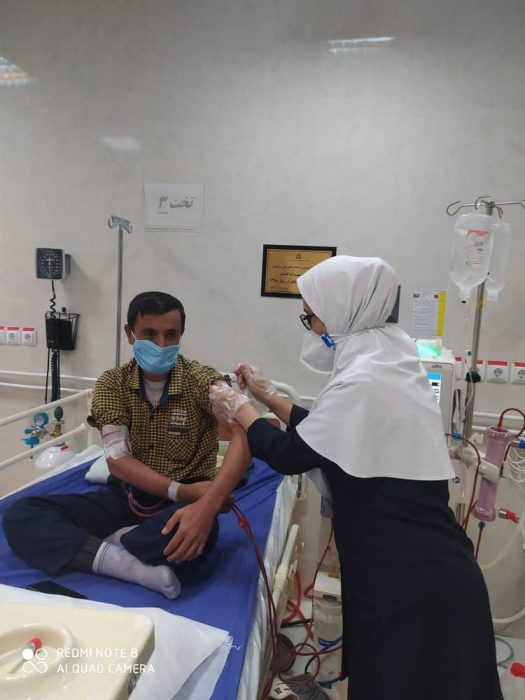رئیس شبکه بهداشت و درمان هندیجان خبر داد
