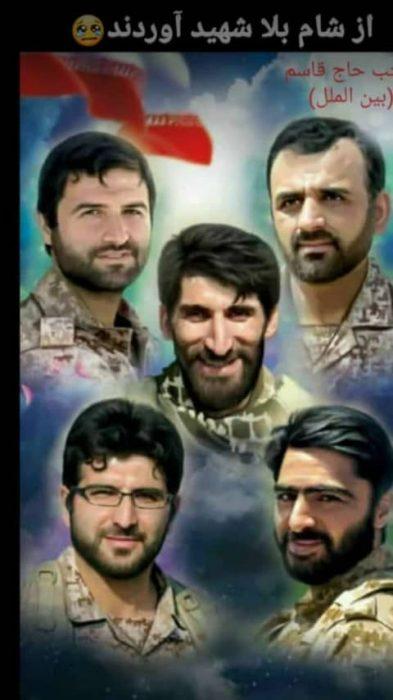 فرماندار شهرستان امیدیه با صدور پیامی بازگشت پیکر مطهر هفت تن از شهدای مدافع حرم کشورمان را تبریک و تسلیت گفت