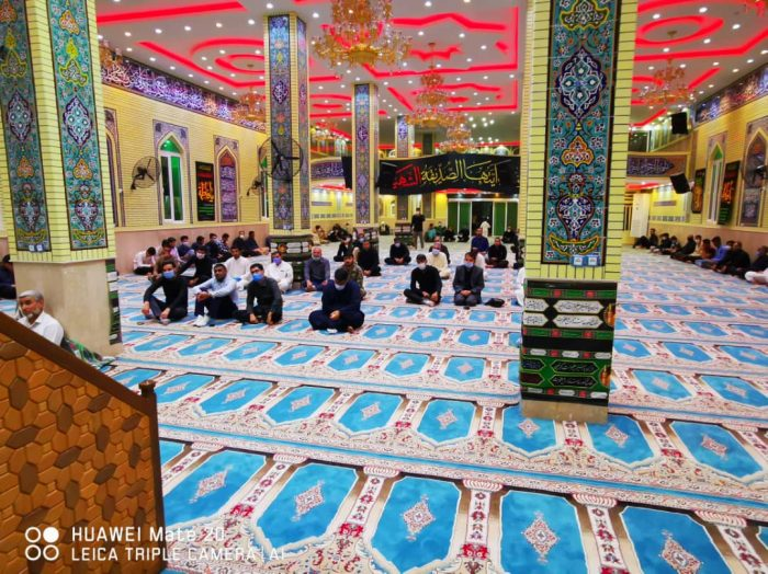 گزارش تصویری برگزاری عزاداری دهه آخر صفر در شهر سوسنگرد