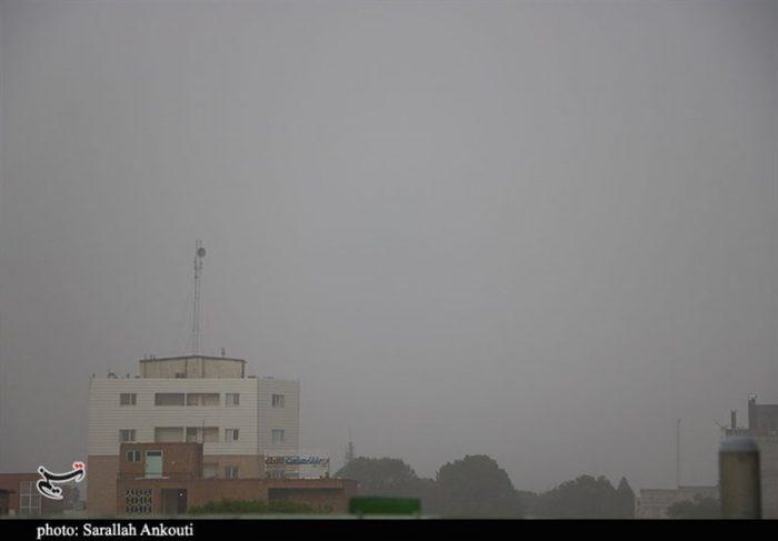 """هوای استان خوزستان در شرایط """"ناسالم""""/ مردم از تردد غیرضروری بپرهیزند"""