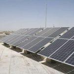 انرژی نوین باطری خورشیدی