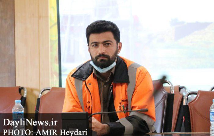 رئیس اداره راهداری و حمل و نقل جاده ای مسجدسلیمان از آسفالت کردن محور مسجدسلیمان — لالی خبر داد
