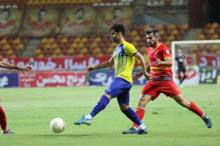 نگاهی به دیدار نمایندگان خوزستان در هفته هفتم لیگ برتر فوتبال