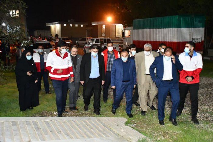 خوزستان ظرفیت بالایی برای برنامه های ملی هلال احمر دارد