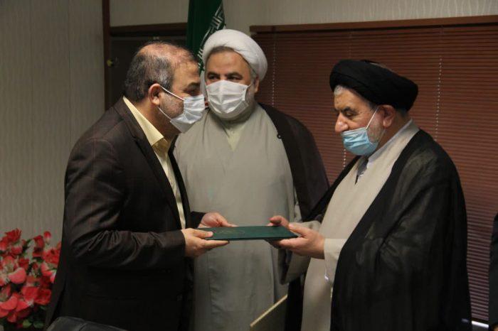 برگزاری مراسم تکریم و معارفه رئیس قدیم و جدید سازمان قضایی نیروهای مسلح خوزستان