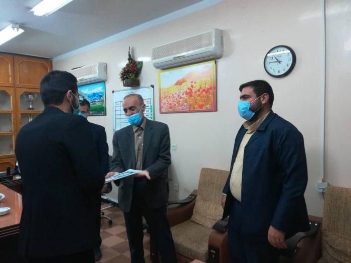 مسئول جدید بسیج دانشجویی مسجدسلیمان منصوب شد