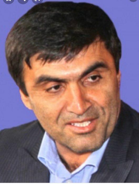 پیام تقدیر و تشکر سید مهران رفیعی فرماندار امیدیه از خدمات صادقانه مهندس ابراهیم پیرامون در سمَت مدیریت شرکت بهره برداری نفت و گاز آغاجاری
