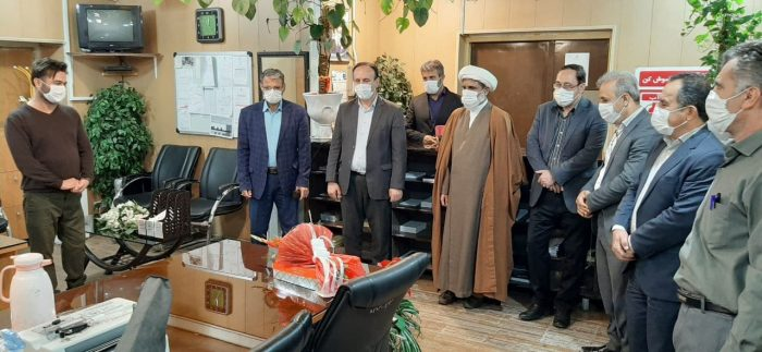 گرامی داشت روز جهانی معلولان در شرکت نفت و گاز مسجدسلیمان