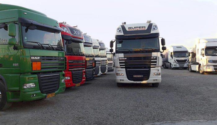 واردات کامیونهای دست دوم اروپایی در انحصار کیست؟!