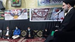 مراسم گرامی داشت ۹ دی در مسجدسلیمان برگزار شد