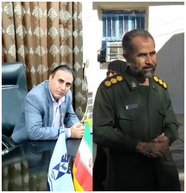 پیام تبریک مسئول بسیج اساتید در پی انتخاب فرمانده سپاه مسجدسلیمان به عنوان فرمانده برتر کشوری