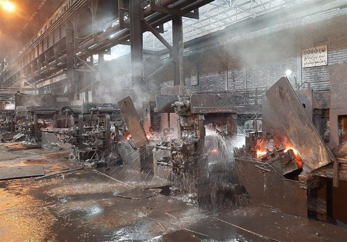 پیشبینی تولید یک میلیون تن محصولات نوردی در گروه ملی صنعتی فولاد ایران/ گروه ملی سال ۱۴۰۰ به سوددهی میرسد