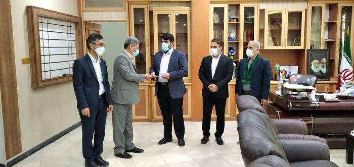 عبدالحسین قنواتی سکان شهرداری زهره هندیجان را به دست گرفت