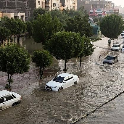 معضلات و چالشهای فاضلاب اهواز و دفع آبهای سطحی