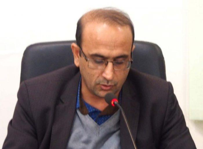 دادستان امیدیه خبر داد : تخریب مستحدثات در اراضی ملی روستای دونه از توابع بخش مرکزی امیدیه